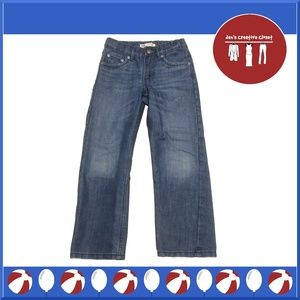 Boys Levi's Jeans Straight Leg